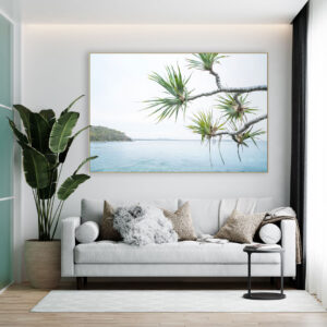 Tea Tree Bay Noosa Beach Wall Art Print