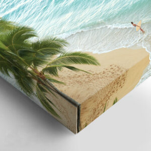 Tropical-surfer-Mirrored-Sides