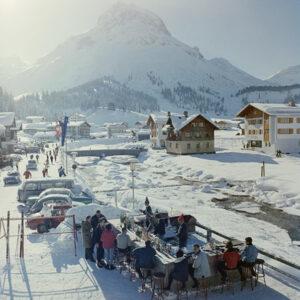 Lech Ice Bar III Slim Aarons