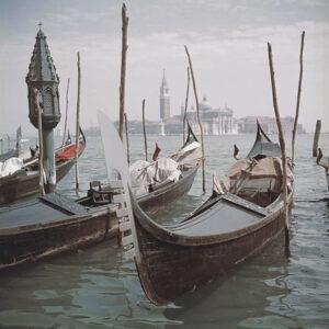 Venice Gondolas Slim Aaron